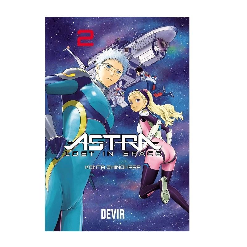 Astra Lost In Space Vol.2 Mangá - HQ - Devir