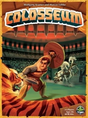 Colosseum - Jogo de Tabuleiro - Kronos