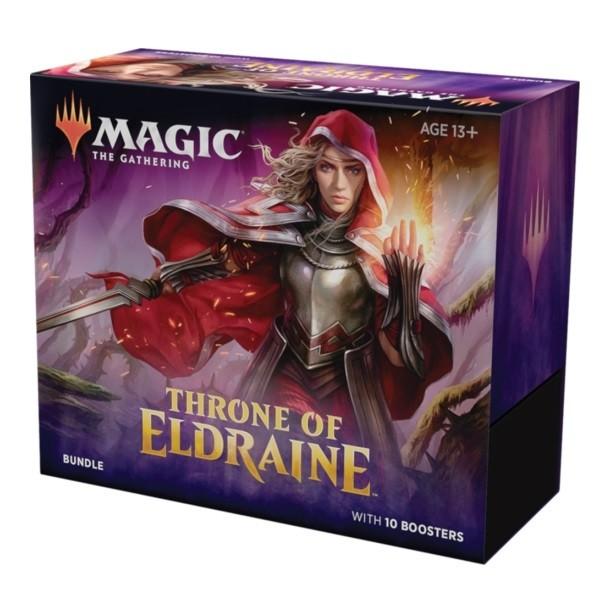 Magic Bundle Throne Of Eldraine (EN) - Wizards