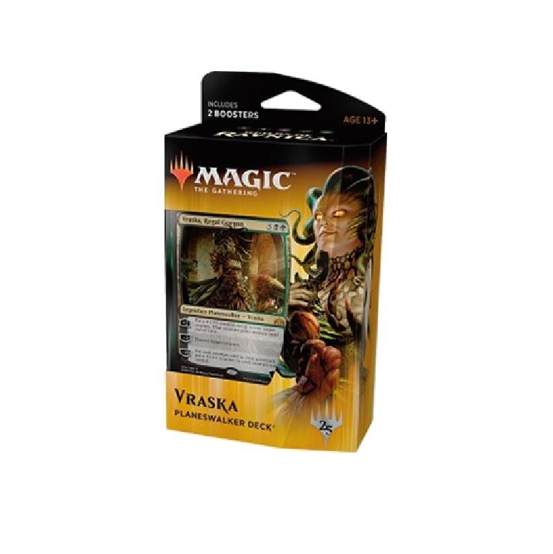 Magic MTG - Guildas de Ravnica - Deck de Planeswalker Vraska (PT) - Wizards