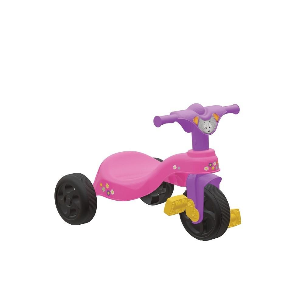 Triciclo Infantil Encantado - Pais e Filhos