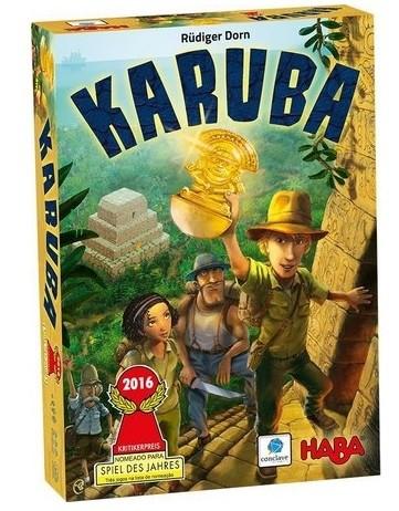 Karuba - Jogo de Tabuleiro - Conclave