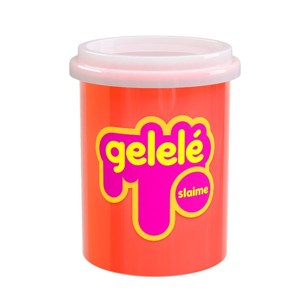 Kit Massinha Gelelé Slime c/ 2 Potes 152 g - Sortidos - Doce Brinquedos