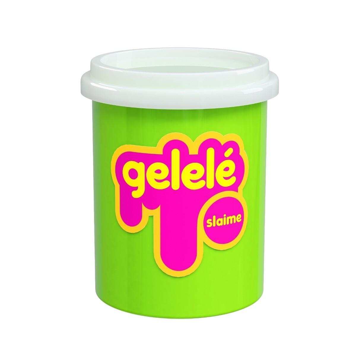 Kit Massinha Gelelé Slime c/ 5 Potes 152 g - Sortidos - Doce Brinquedos