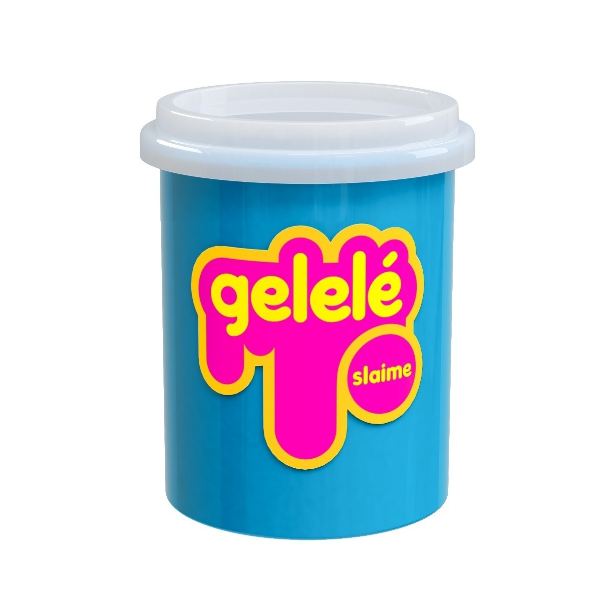 Kit Massinha Gelelé Slime c/ 4 Potes 152 g - Sortidos - Doce Brinquedos