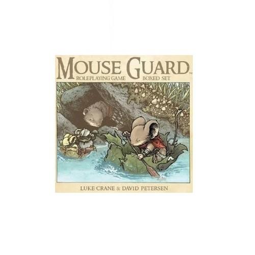 Mouse Guard: - Box Set - RPG - Retropunk