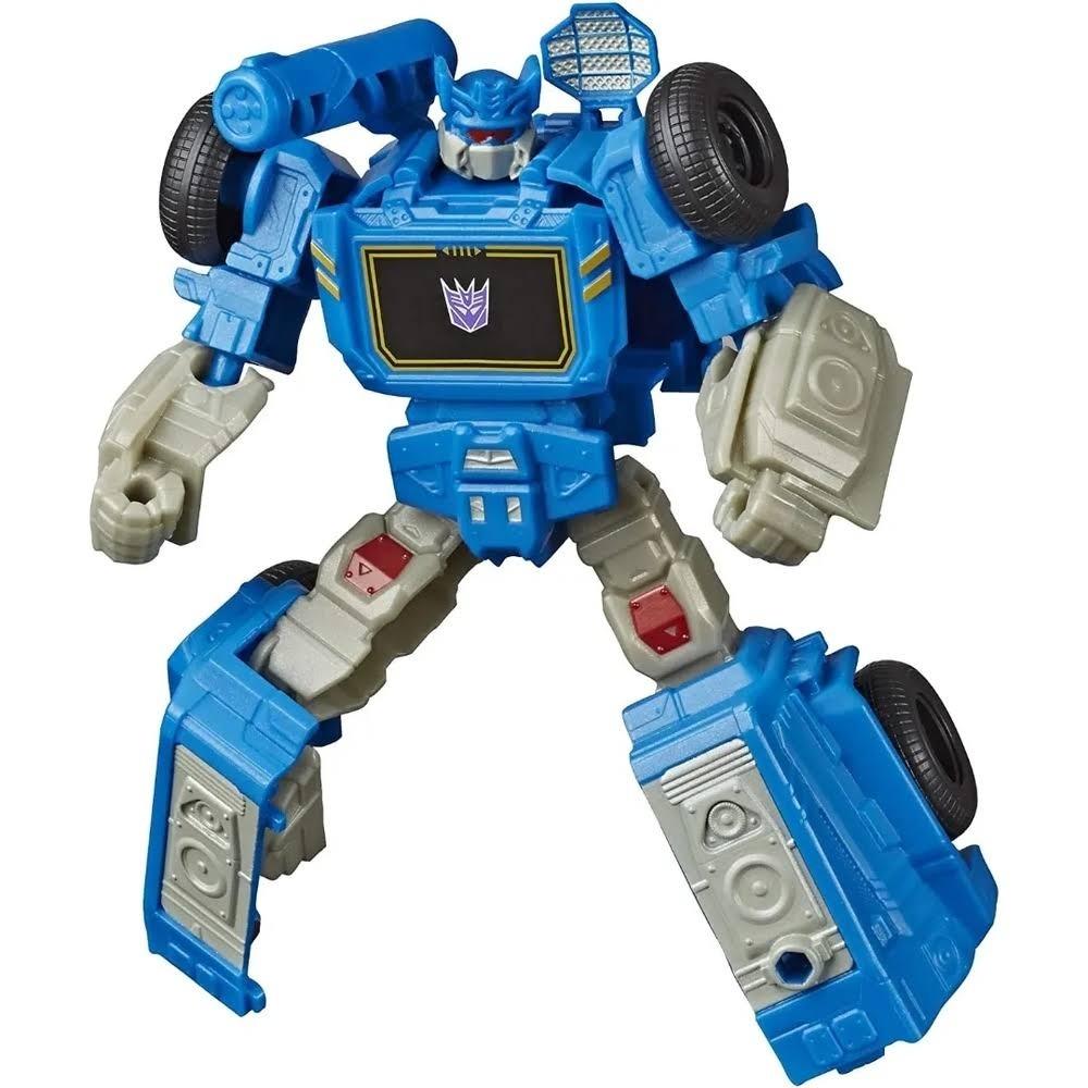 Boneco Transformers Project Storm: Soundwave Authentic - Hasbro