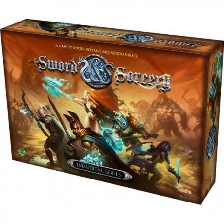 Sword & Sorcery - Board Game - Devir