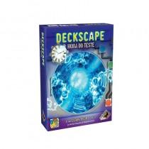 Pré-Venda Deckscape: Hora do Teste - Jogo de Cartas - Galápagos