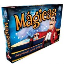 Jogo Mágicas - Pais e Filhos