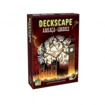 Pré-Venda Deckscape 2: Ameaça em Londres - Jogo de Cartas - Galápagos