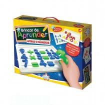 Brincar de aprender letras e números - Big Star