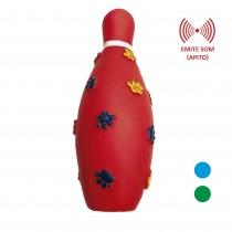 Brinquedo para Cachorro Pino de Boliche 16 cm - Sap