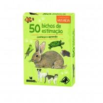 Pré-Venda - 50 Bichos de Estimação - Galápagos