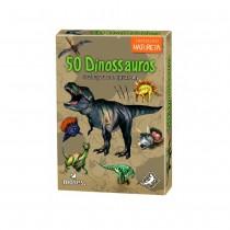 Pré-Venda - 50 Dinossauros - Galápagos
