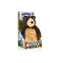 Brinquedo de Pelúcia Urso - Masha e o Urso - Estrela