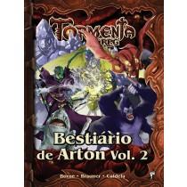 Bestiário de Arton - Vol. 2 - RPG Tormenta - Jambô