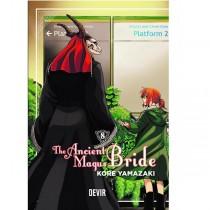 The Ancient Magus Bride Vol. 8 - Mangá - Devir