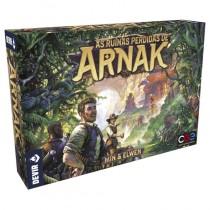Pré-Venda - As Ruínas Perdidas de Arnak - Devir