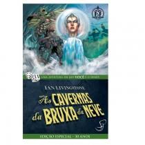 As Cavernas da Bruxa da Neve - Livro-Jogo Fighting Fantasy - Jambô