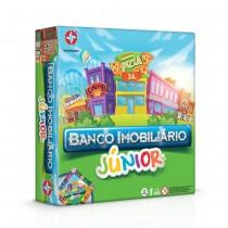 Banco Imobiliário Júnior - Jogo de Tabuleiro - Estrela