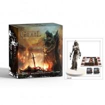 Pré-Venda Tainted Grail:  A queda de Avalon (jogo base) + expansão - Meeple Br