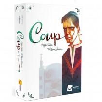 """Coup + Expansão """"A Reforma"""" - Jogo de Cartas - Grok"""