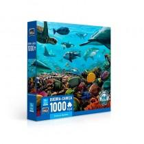 Quebra-Cabeças de 1000 peças Criatura Marinhas - Toyster