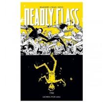 Deadly Class vol. 4: Morra Por Mim - HQ - Devir