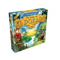 The Quest For El Dorado - Board Game - Galápagos