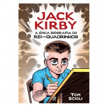 Jack Kirby A Épica Biografia do Rei dos Quadrinhos- Conrad