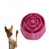 Comedouro Educativo 500G - Rosa - São Pet