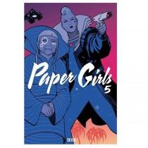 Paper Girls Vol 5 - HQ - Devir