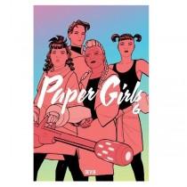 Pré-Venda Paper Girls Vol 6 - HQ - Devir