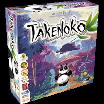Takenoko - Jogo de Tabuleiro - Galápagos