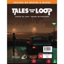 Tales From The Loop - Escudo do Mestre - Galápagos