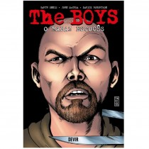 The Boys Vol.8 - O Rapaz Escocês - Devir