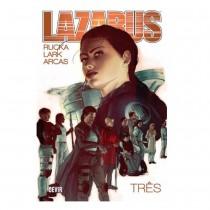 Lazarus - Vol. 3: Conclave - HQ - Devir