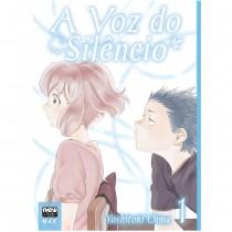A Voz do Silêncio Vol.1 - Mangá - New Pop