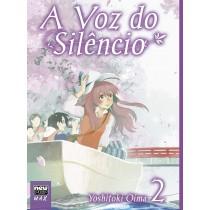 A Voz do Silêncio Vol.2 - Mangá - New Pop