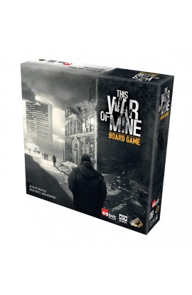 This War of Mine - Board Game - Galápagos