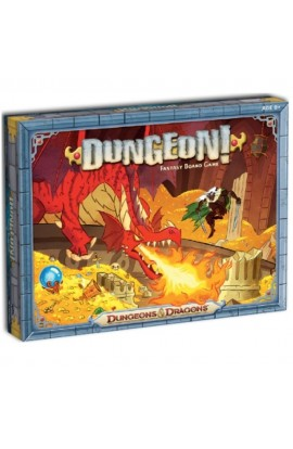 Dungeon! - Dungeons & Dragons - Board Game - Wizards