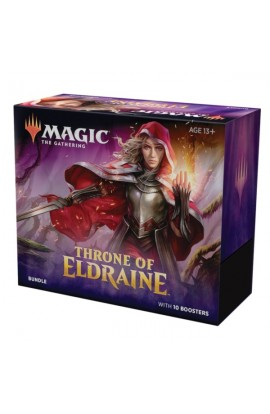 Magic Bundle Throne Of Eldraine (EN) - Wizards
