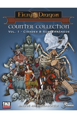 Counter Collection  Vol.1- Cidades e Subterrâneos