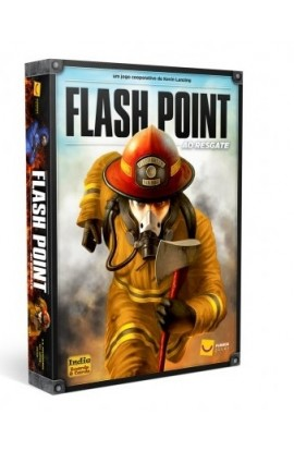 Flash Point: Ao Resgate - Board Game - Grok